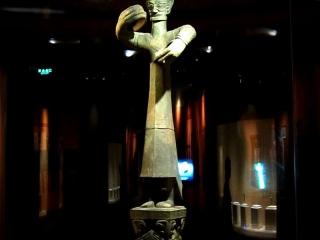 Heroes of the golden mask - Bronze Standing Figure