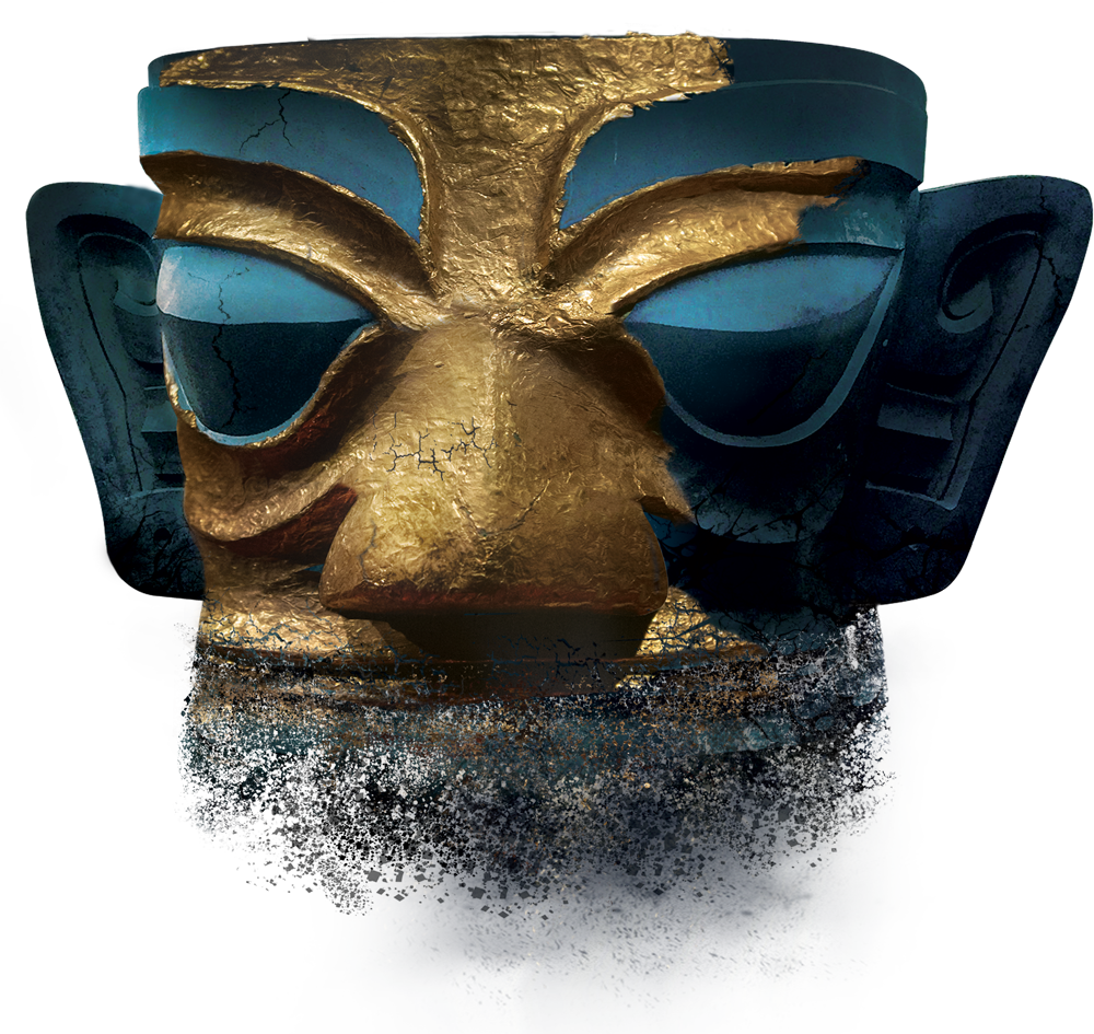 Mask Isolated - Heroesofthegoldenmask